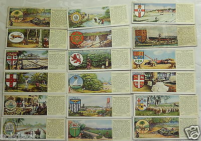 1939 Typhoo Tea Cards Important Industries Of The British Empire  18 - Excellent