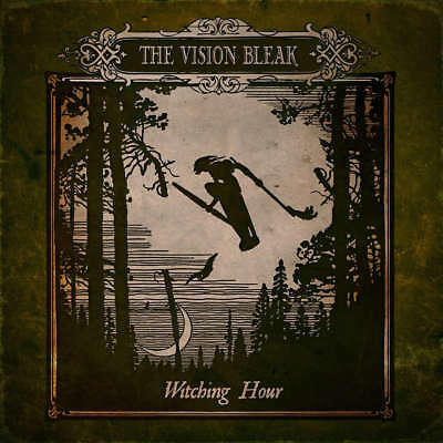 THE VISION BLEAK - Witching Hour - Vinyl-LP - black Vinyl