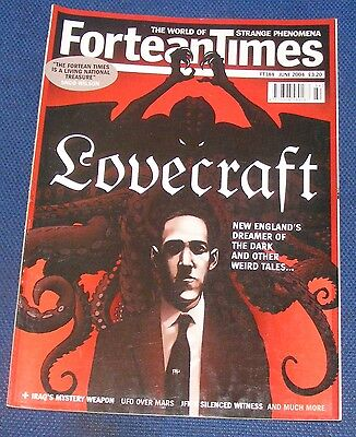 Fortean Times Ft184 June 2004 - Lovecraft