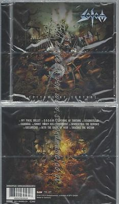 Cd--Sodom--Epitome Of Torture