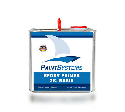 Paintsystems Epoxy Primer 2-K