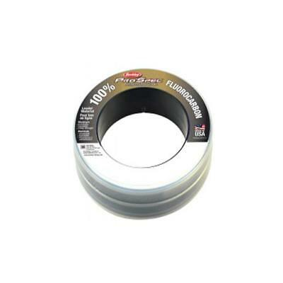 Berkley 1259765 ProSpec 100% Fluorocarbon Leader Clear 50 lb 100 Yards