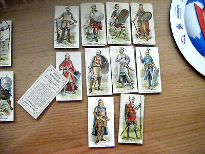 """Pick-A-Card From Cope's """"british Warriors"""" 1912 - Black On White - Rare"""