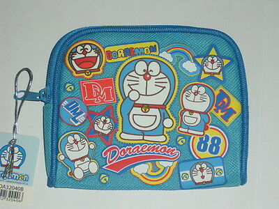 Doraemon coin bag purse pouch
