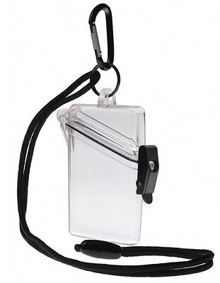 Witz See-It Safe Sport Case - Clear