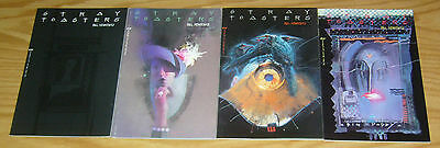 Stray Toasters #1-4 VF/NM complete series BILL SIENKIEWICZ 1988 EPIC COMICS 2 3