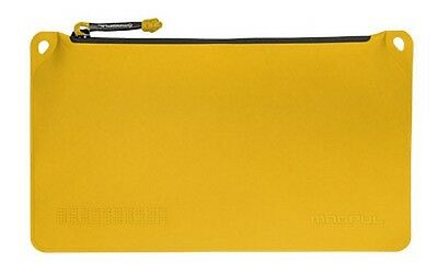 "Magpul MAG856 Medium 7"" x 12"" Polymer Fabric DAKA Pouch - Yellow"