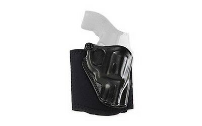 Galco AG800B Ankle Glove Holster For Glock 43 Right Hand Black
