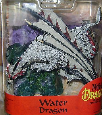 WATER DRAGON McFarlane's Dragons Series 7 - The Fall of the Dragon Kingdom