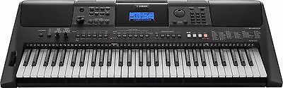 Yamaha PSR-E453 61-key Touch Response Keyboard with Powerful On-Board Speakers