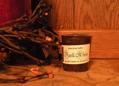 NEW Dark Kiss Candle 15 hr Votive Wicca Vampire Pagan