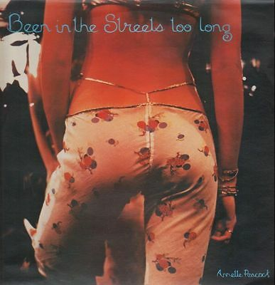 LP Annette Peacock Been In The Streets Too Long NEAR MINT Ironic Recordings