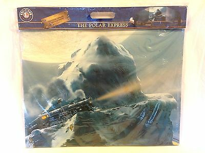 Lionel 7-11138 The Polar Express G-Scale Diorama - Scenery - Layout - Bniop