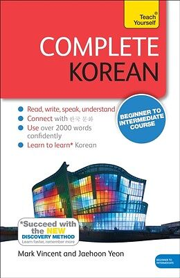 Complete Korean Beginner to Intermediate Course: (Book and audio support) Learn.