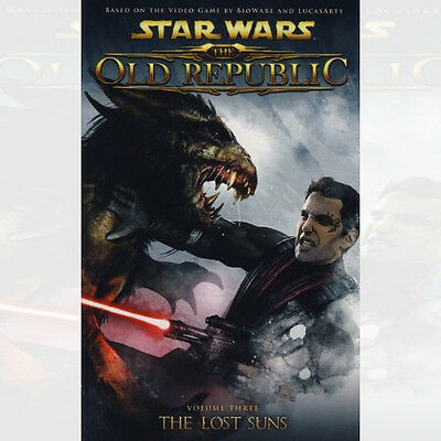 Star Wars The Old Republic - The Lost Suns (Vol. 3) New Paperback