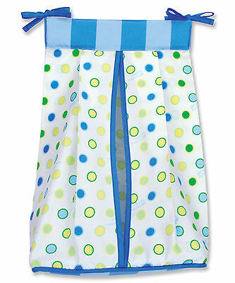 Trend Lab Dr. Seuss Blue Oh! The Places You'll Go! - Diaper Stacker