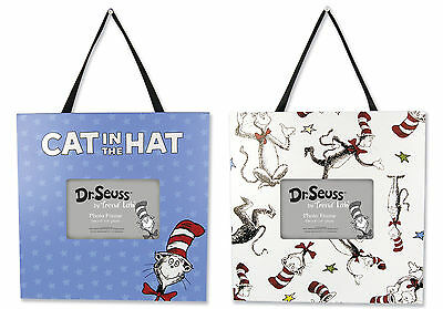 Trend Lab Frame Set - Dr. Seuss Cat In The Hat