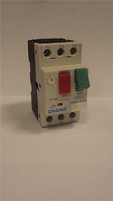 CAV Manual Motor Starter Chana. Ranges from 0.1 - 80. CAV2 and CAV3