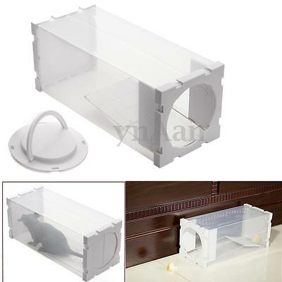 Mouse Rodent Animal Rat Catch Cage Humane Live Trap Bait Control Mice Catcher