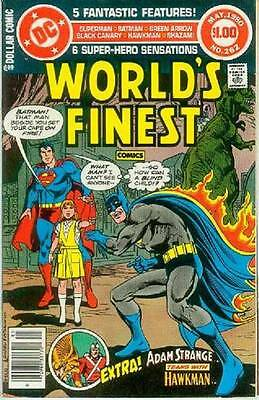 World's Finest # 262 (68 pages) (USA,1980)