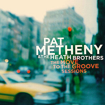Pat Metheny - Move to the Groove Sessions [Vinyl LP] (LP NEU!!!) 4250317473653