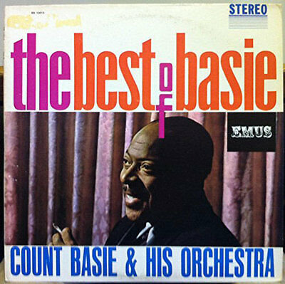 Count Basie-Best Of Basie Vol.1 vinyl LP,the birdland years-basie on rouletteLP