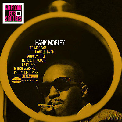 Hank,Lee Morgan,Andrew Hill,Donald Byrd,Herbie Hancock Mobley-HANK MOBLEY no roo