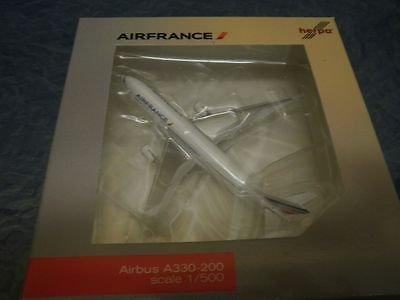 Herpa Wings 1:500 Airbus A330-200 Air France