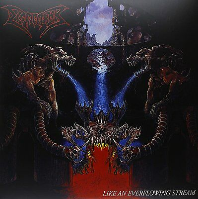 Dismember Like An Ever Flowing Stream Lp Vinyl New 33Rpm 2010