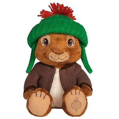 Peter Rabbit - Plush Figure Benjamin Bunny - Soft Toy Softwool material 25 cm