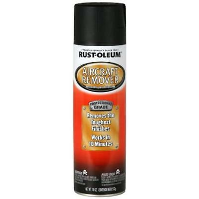 Rust-Oleum 255449 Automotive 18-Ounce Aircraft Remover Spray New