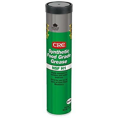 CRC SL35610 Synthetic Food Grade Grease, 14 Ounce, Clear, Colorless Grease New