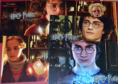 Harry Potter and the Goblet of Fire Postcards