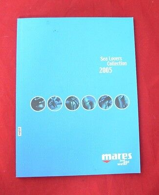 Vintage Mares Catalogue 2005