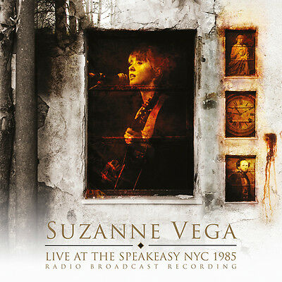 Suzanne Vega Live At The Speakeasy Double Lp Vinyl 33Rpm New