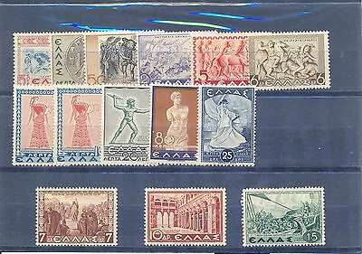 Greece 1937 Historical issue MNH VF.