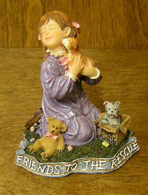 Boyds Dollstone #3588 Allison...To The Rescue, New From our Retail Store