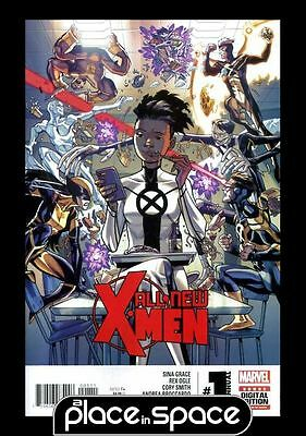 All-New X-Men Annual 2016 #1A (Wk47)