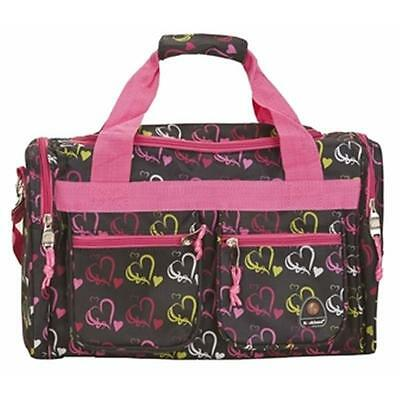 FOX LUGGAGE PTB419-HEART1 19 in. TOTE BAG HEART1