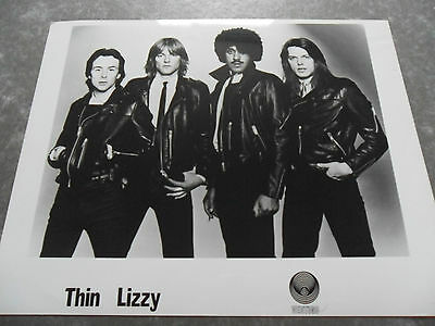 THIN LIZZY - Original Promotional / Press / Advertising Photograph - BHS