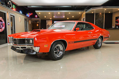 1970 Mercury Cyclone  Rotisserie Restored! Ford Boss 429ci V8, Toploader 4-Speed, PS, PB, Disc & More!