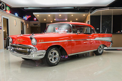 1957 Chevrolet Bel Air/150/210  Frame Off Restoration! Correct 283ci V8, Powerglide 2-Speed Auto & Rear End, PS!