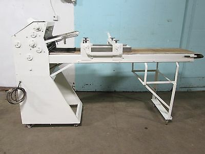 Commercial Heavy Duty Double Pass Through Bakery Dough Roller/sheeter  115V
