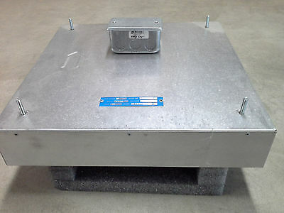 """INFRARED HEATERS 16"""" x 16"""" VACUUM FORMER THERMOFORMING"""