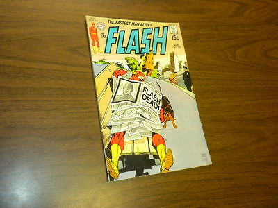 THE FLASH #199 DC Comics 1970