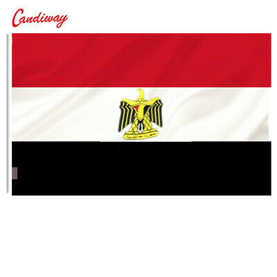 90*150cm Hanging Egypt FLAG egyptian national Banner parade/Festival/Home decor