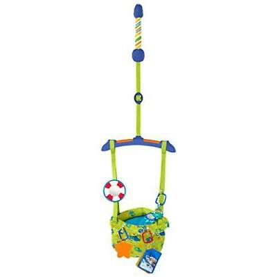 Baby Einstein Sea and Discover Door Jumper, Green New