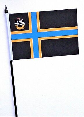 Caithness County Small Hand Waving Flag