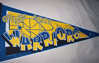NBA : Golden State Warriors Large Pennant - New