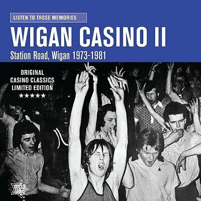 Wigan Casino 2 - New Vinyl Lp - Pre-Order